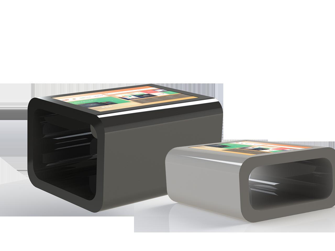 Touch Box® Desk